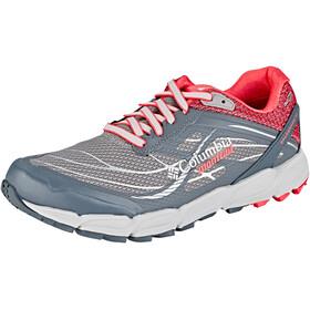 Columbia Caldorado III Outdry Running Shoes Women grey/green